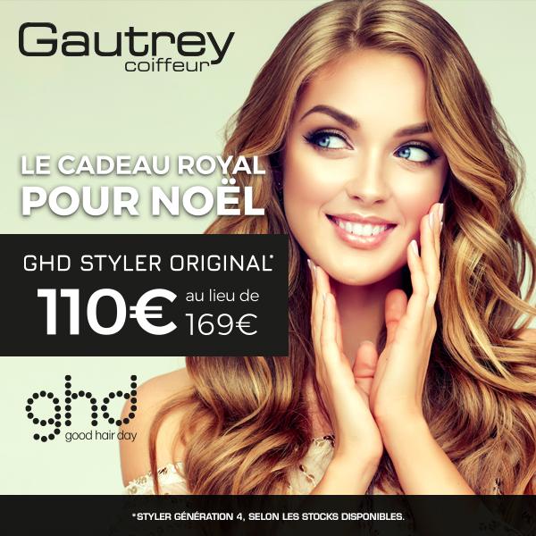 GHD Styler à 110€ au lieu de 169€