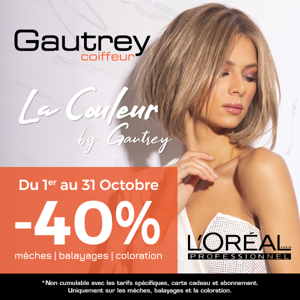 """La Couleur"" by Gautrey – du 1er au 31 Octobre"